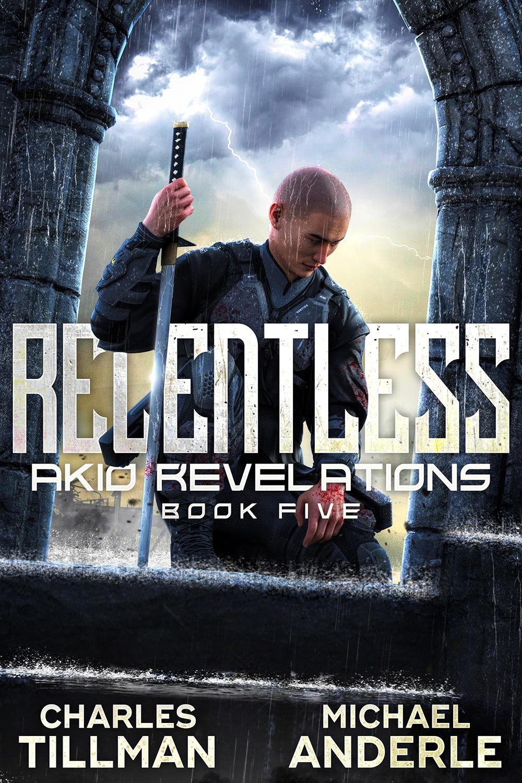 Relentless e-book cover