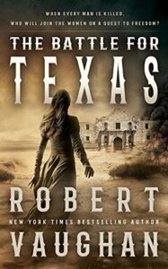 The Battle for Texas e-book cover