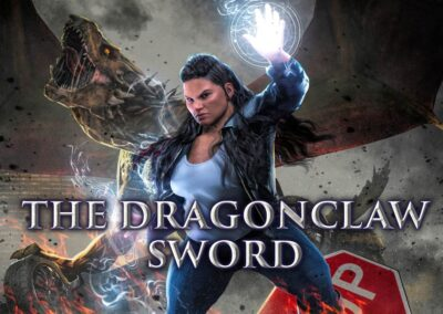 The Dragonclaw Sword