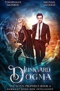 Junkyard Dogma e-book cover