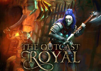 The Outcast Royal
