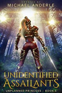 Unidentified ASSAILANTS E-BOOK COVER