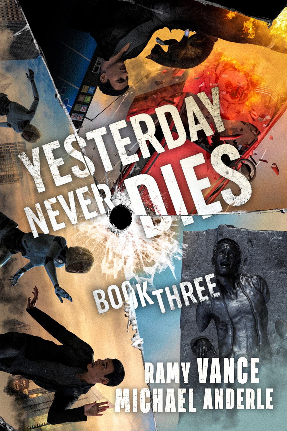 Yesterday Never Dies e-book cover