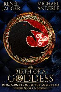 Birth of A Goddess e-book cover