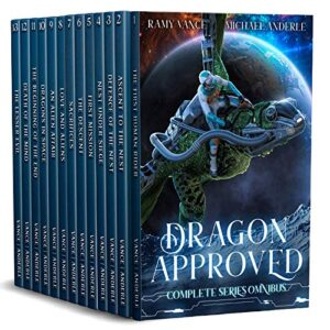 Dragon approved complete Boxed set