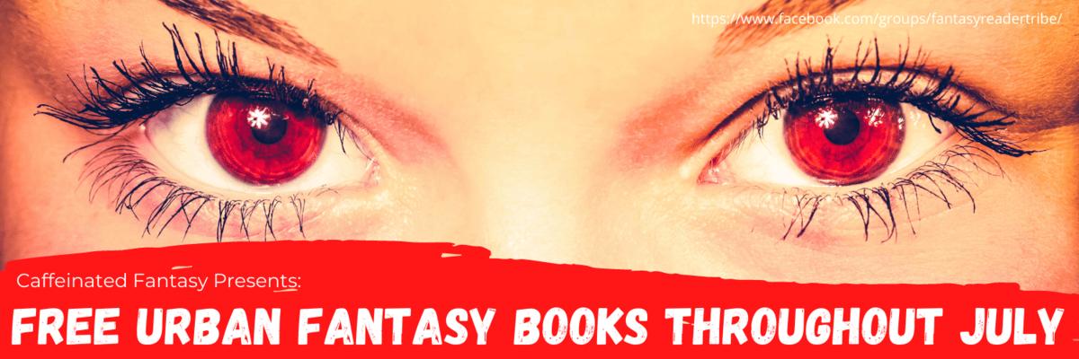Free Urban Fantasy Book Promo