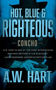 Hot, Blue, and Righteous e-book cover