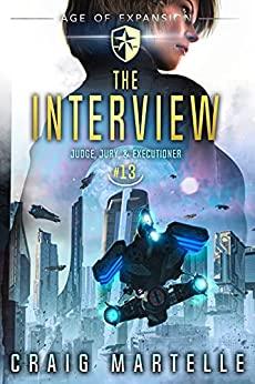 The Interview e-book cover