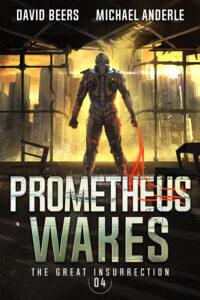 PROMETHEUS WAKES E-BOOK COVER