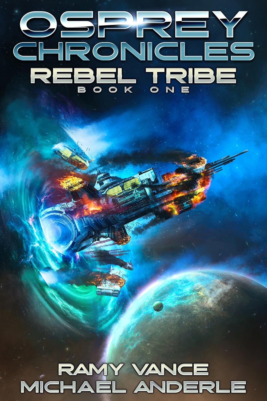 Rebel Tribe e-book cover
