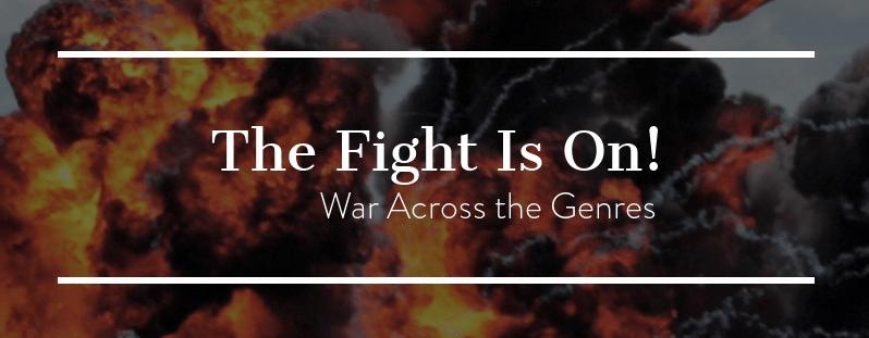 War Across the Genres promo banner