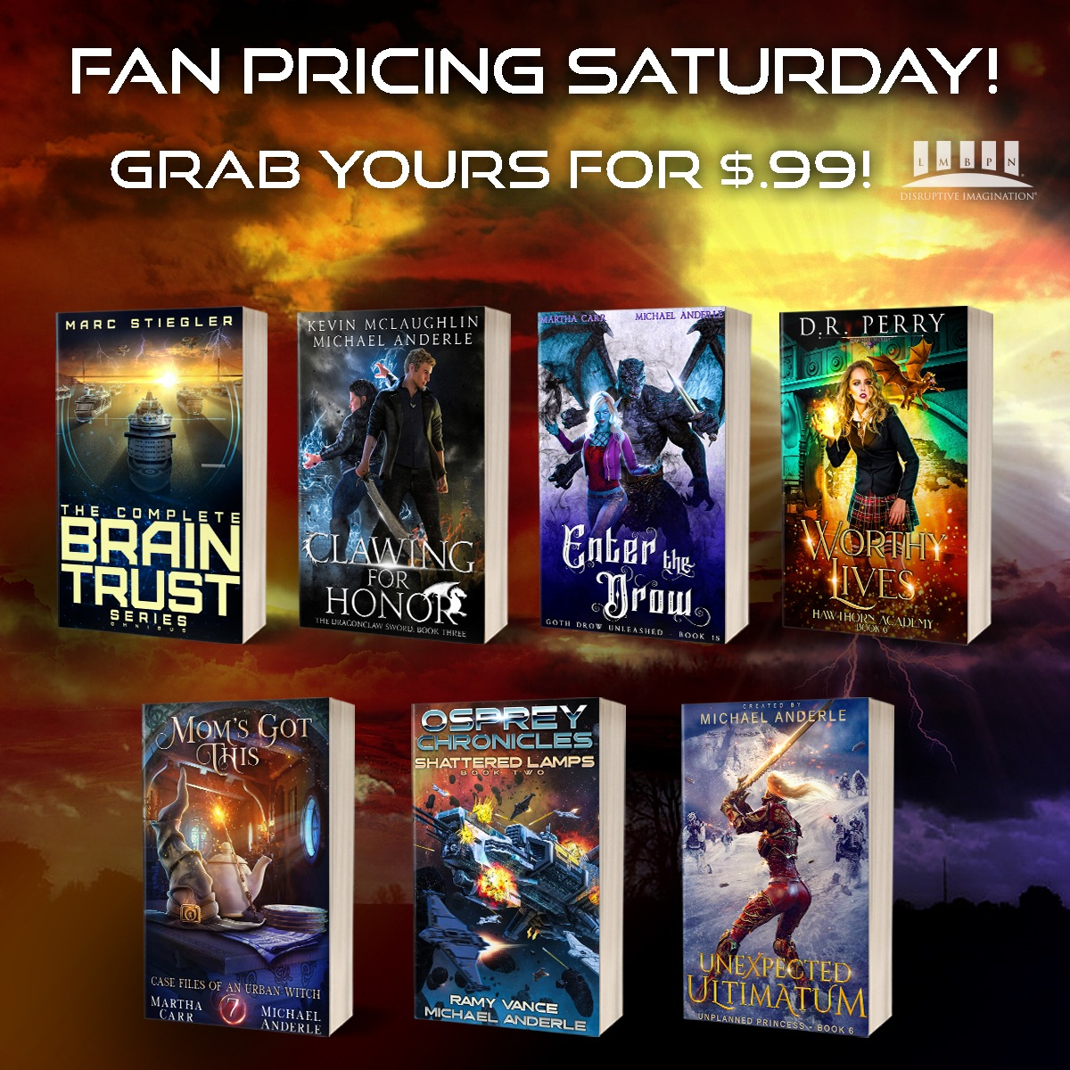 Exquisite Fan's Pricing Saturday Banner