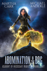 Abomination in the Bog e-book cover