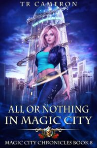 All or Nothing in Magic City e-book cover