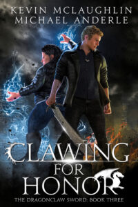 Clawing for Honor e-book cover
