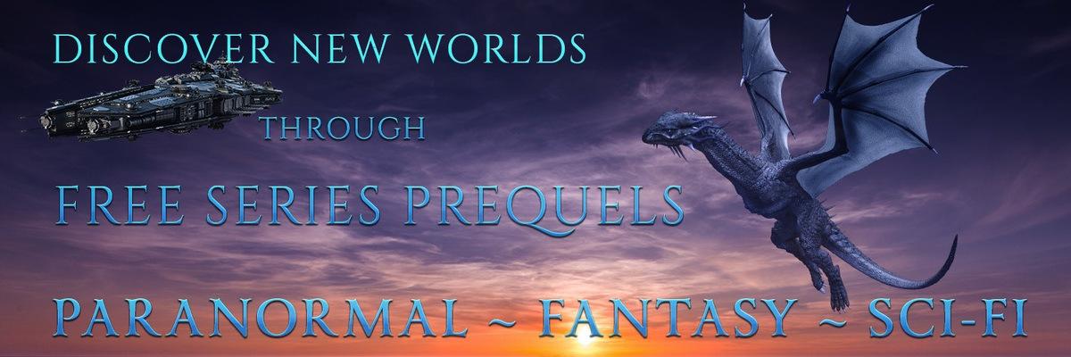 Prequel sci-fi- fantasy-banner