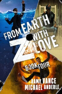 From Earth Z With Love e-book cover