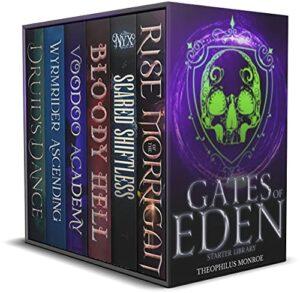GATES OF EDEN STARTER LIBRARY E-BOOK COVER