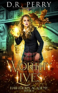 Worthy Lives e-book cover