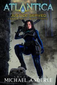 Justice Served e-book cover