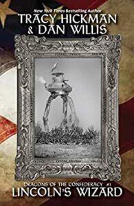 Lincoln's Wizard e-book cover