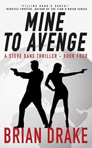 Mine to Avenge e-book cover