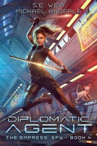 Diplomatic Agent e-book cover