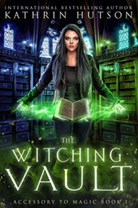 The Witching Vault e-book cover
