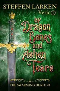 OF DRAGON BONES AND ASHEN TEARS E-BOOK COVER