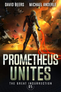 Prometheus Unites e-book cover