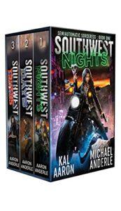 Semiautomatic sorceress e-book cover