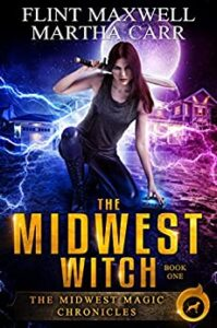 The Midwest Witch e-book cover