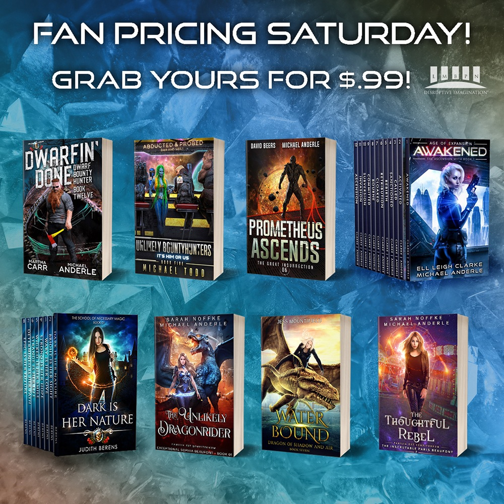 Honorable Fan's pricing Saturday banner