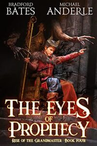The Eyes of Prophecy e-book cover
