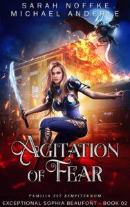 Agitation of Fear e-book cover