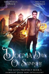 Dogma Days of Summer e-book cover