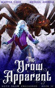The Drow Apparent e-book cover