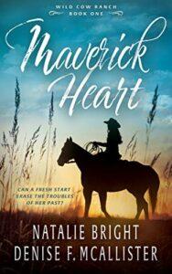MAVERICK HEART E-BOOK COVER