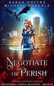 Negotiate or Perish e-book cover