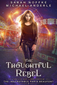 The thoughtful Rebel e-book cover