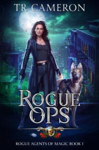Rogue Ops e-book cover