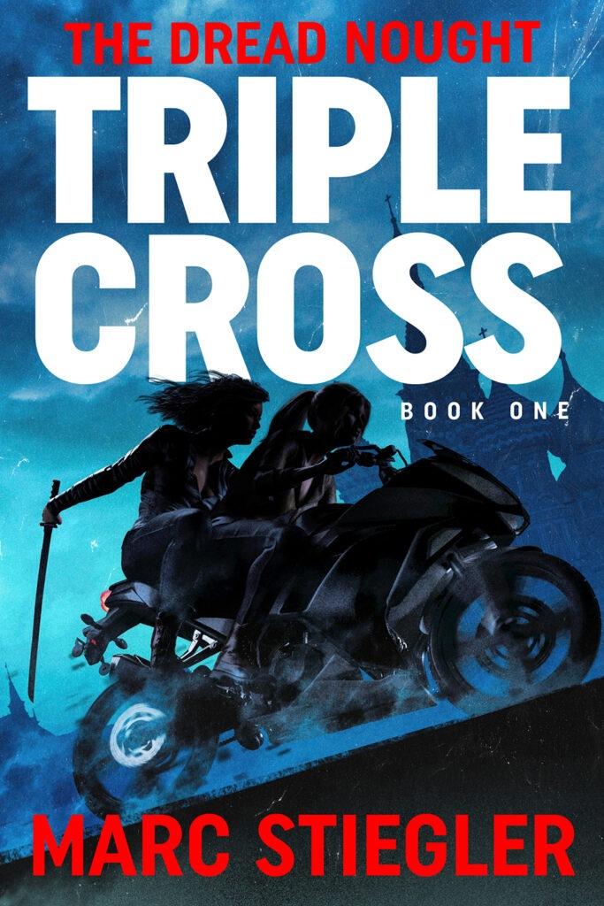 TRIPLE CROSS E-BOOK COVER