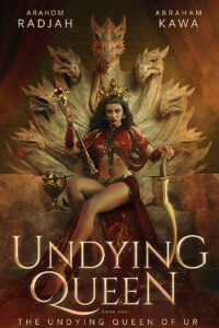 UNDYING QUEEN E-BOOK COVER