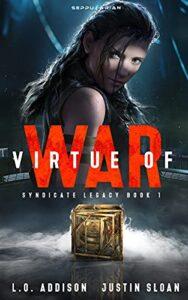 VIRTUE OF WAR E-BOOK COVER