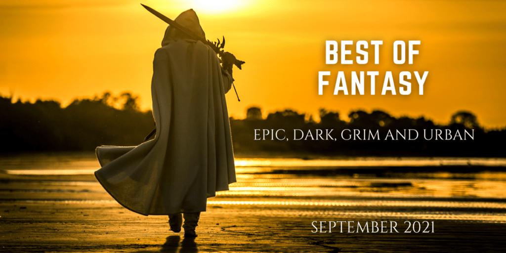 Best of Fantasy book promo Banner