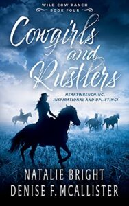 COWGIRLS AND RUSTLERS E-BOOK COVER
