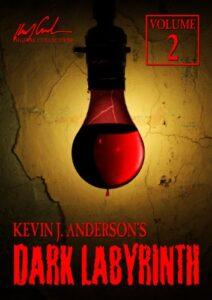 Dark Labyrinth e-book cover