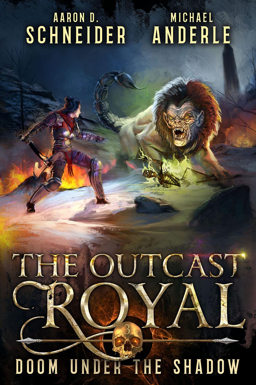 Doom Under The Shadow e-book cover