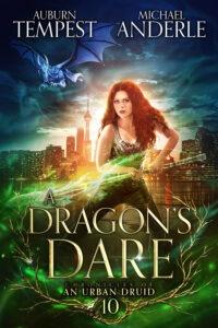 Dragon's Dare e-book cover