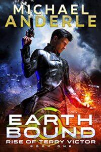 Earth Bound e-book cover